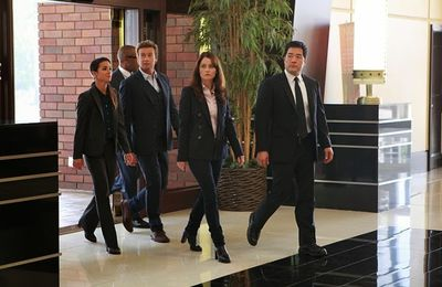 Critiques Séries : The Mentalist. Saison 7. Episode 8.