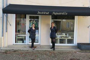 L'institut Aquarelle est partenaire de Fréquence Montmerle et de génération Montmerle