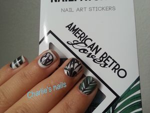 Nail Patch Me by American Retro!