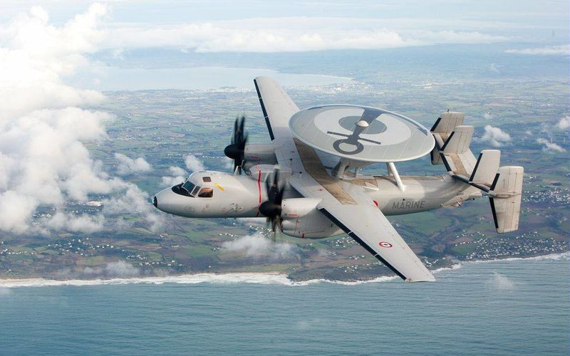La Marine nationale sera équipée d'E-2D Advanced Hawkeye