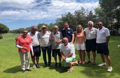 Amicale des Séniors Golfeurs du Sud Est (ASGSE) : TROPHEE BARNEAU