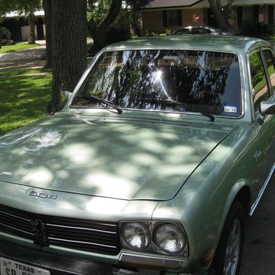 USA - FOR SALE 1979 PEUGEOT 504