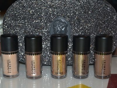 Collection « Holiday » 2014 de Mac