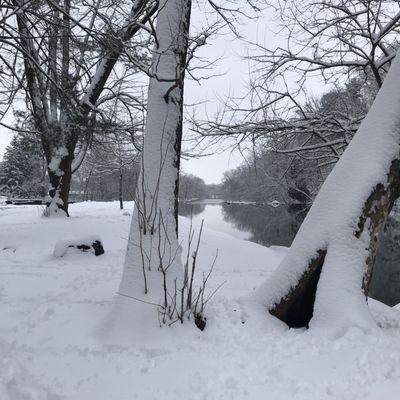 La neige: poèmes