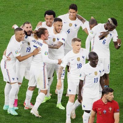 La France première de son groupe après un match fou contre le Portugal
