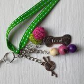 serial crocheteuses & more n°467 : breloque - Au fil de Mamita