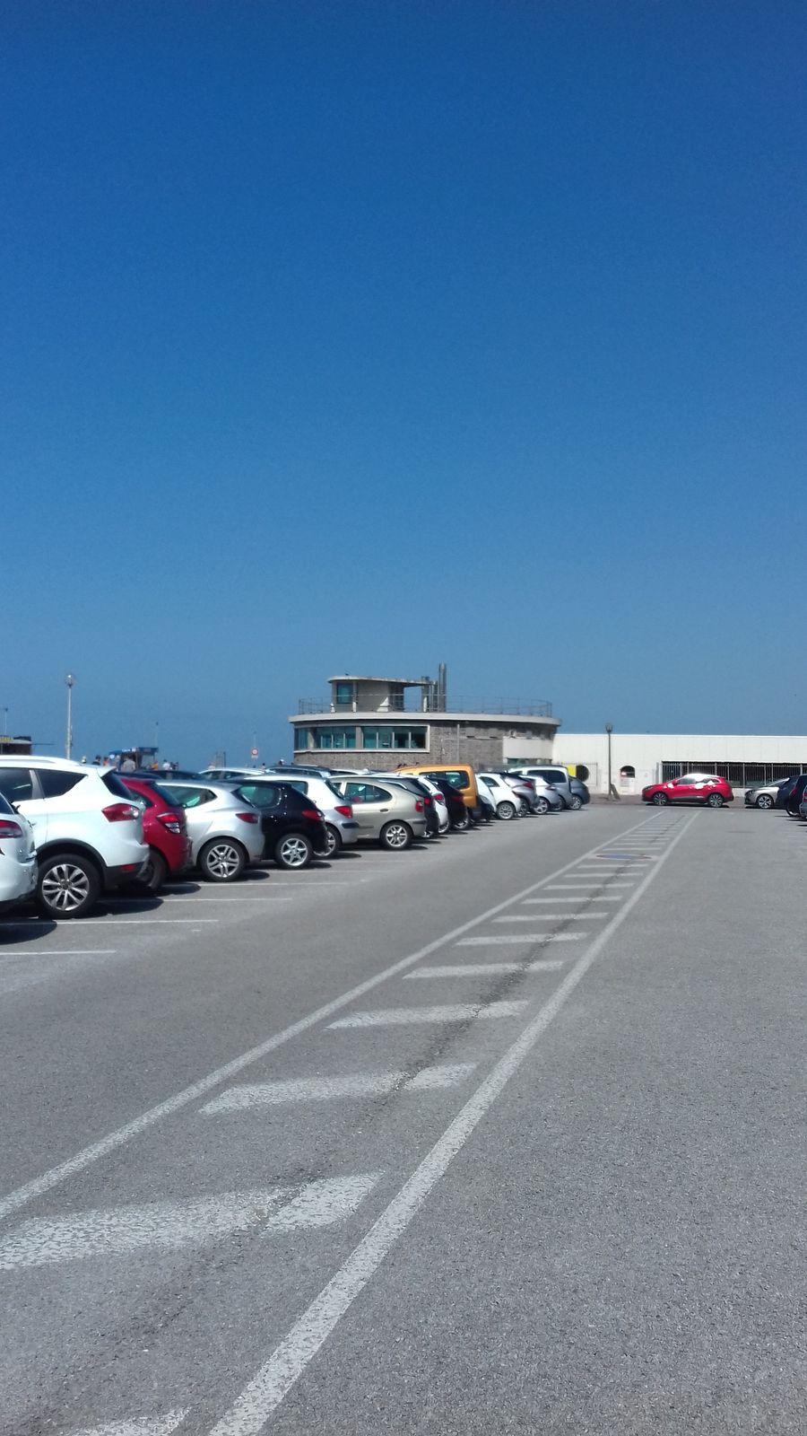 Énormément de monde à Dieppe ce samedi ....