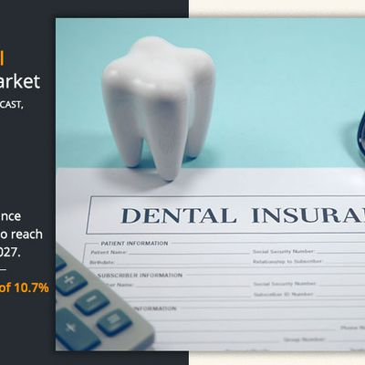 Dental Insurance Market is projected to reach $237.11 billion by 2027