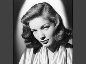 Lauren Bacall... Le grand sommeil