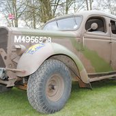 A British Ford: WOA2 Heavy Utility Car