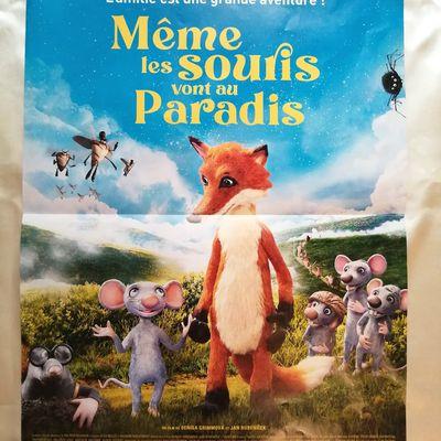 Sortie ciné le 27 octobre 2021 : Même les souris vont au Paradis