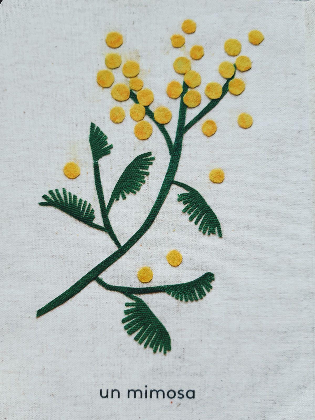 L'imagier des fleurs du jardin, Marie-Noëlle Horvath, La Joie de Lire, 2021