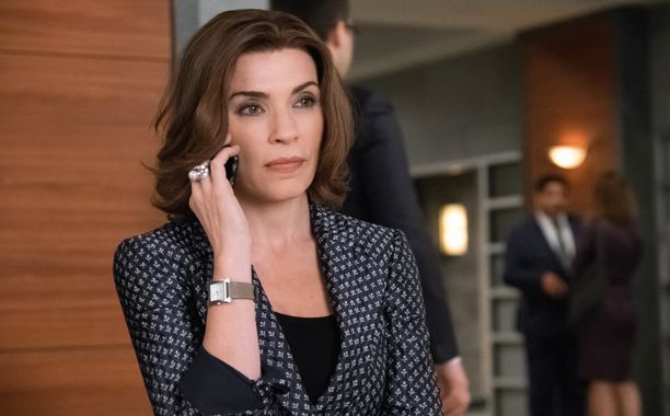 Critiques Séries : The Good Wife. Saison 7. Episode 22.