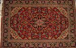What Are The Different Natural Materials Used For Making Persian Rugs?