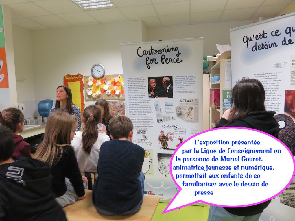 Saint André les Alpes: Les écoliers deviennent journalistes