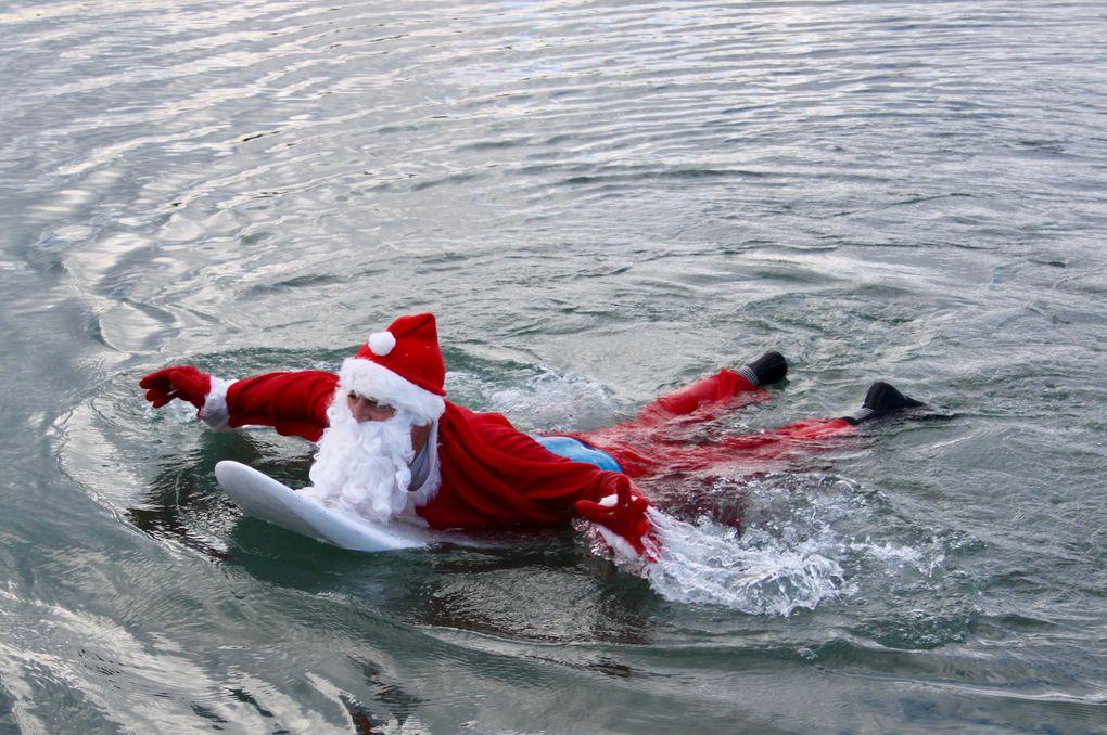 Noël pumping foil !!!