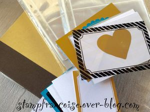 A découvrir PROJECT LIFE STAMPIN UP