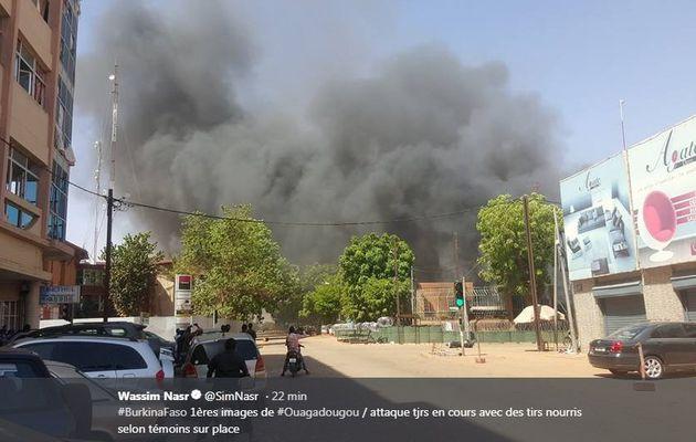 """EN DIRECT - Attaque à Ouagadougou au Burkina Faso : Aucun Français n'a été tué, ni blessé - Le parquet de Paris ouvre une enquête pour """"tentative d'assassinat terroriste"""""""