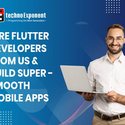 Hire Flutter Developers from here