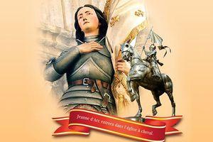 Solennité de Sainte Jeanne d'Arc à Bernay