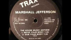 MARSHALL JEFFERSON - MOVE YOUR BODY
