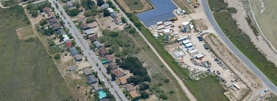 Texas: Création d'une nouvelle ville, Starbase