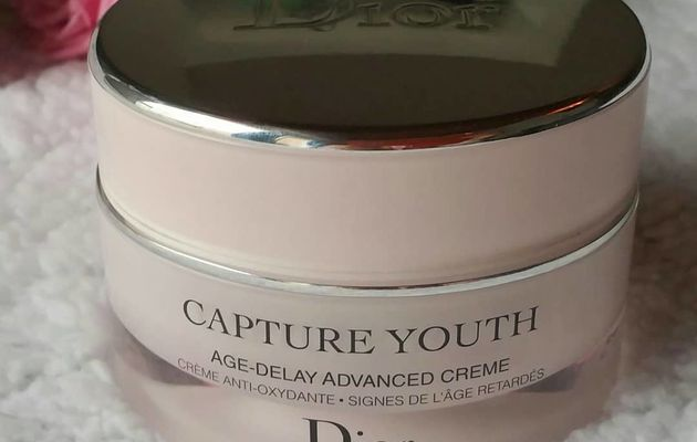 Test de la crème Capture Youth de Dior