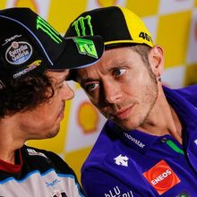 MotoGP Franco Morbidelli : « Valentino Rossi roulera encore très longtemps »