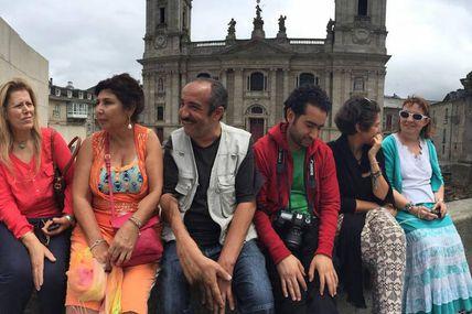 Balades à Lugo et Madrid