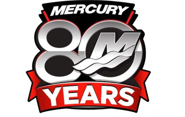 2019 - Mercury Marine celebrates 80th anniversary
