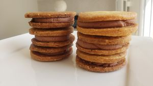 Petits biscuits type Mini Prince