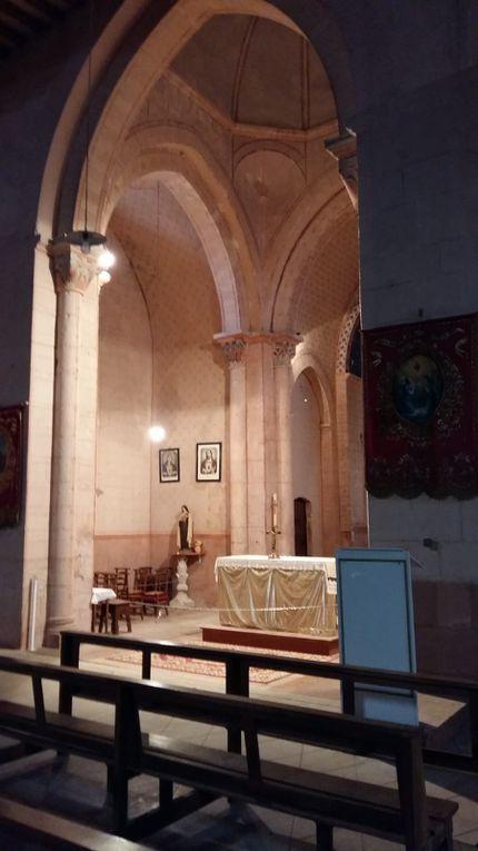Eglise de Saint Paul de Varax restaurée.