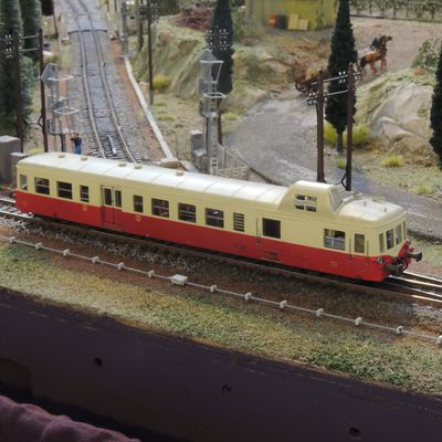Retour à Model Trains 2017