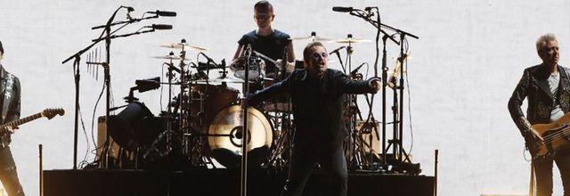 U2 -New Era Field -Buffalo Etats-Unis 05/09/2017