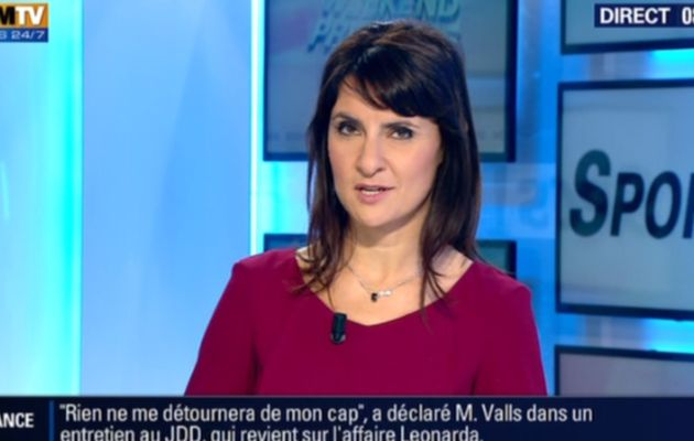 2013 10 20 - 09H00 - SANDRA GANDOIN - BFM TV - WEEK-END PREMIERE