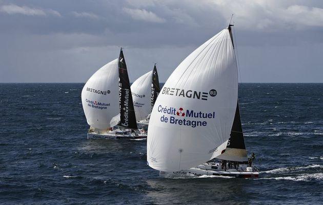 Record de participations pour la 10ème édition de la Solo Figaro Massif Marine 2012