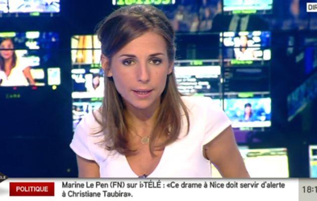 2013 09 14 - 18H00 - ALICE DARFEUILLE - I>TELE - INTEGRALE WEEK-END