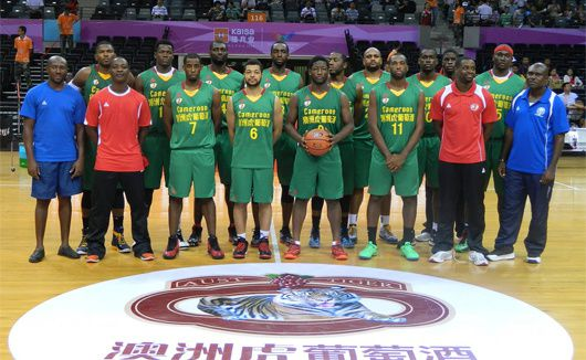 Cameroon wants to amaze in Afrobasket