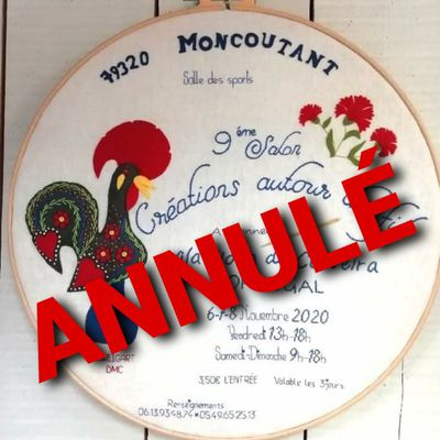 Moncoutant : annulation !