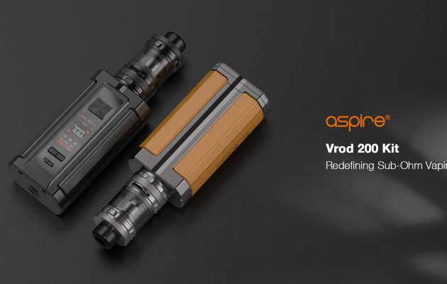Test - Box - Vrod 200 W de chez Aspire