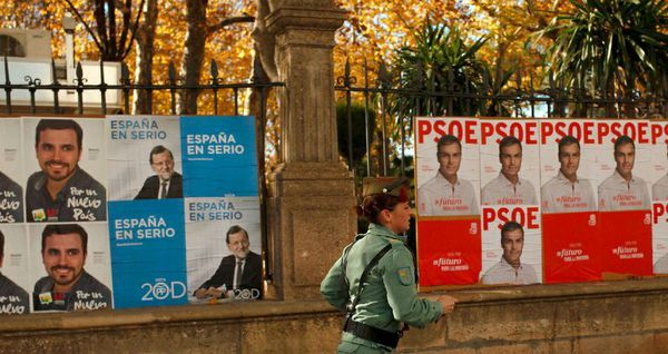La Spagna s'avvia a mandare in soffitta il bipartitismo