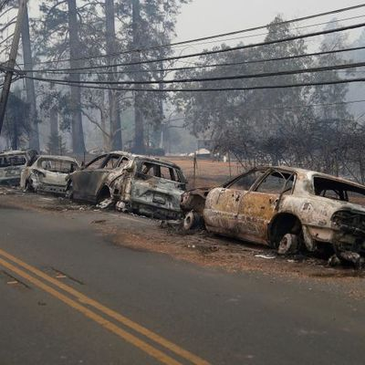 The deadliest, most destructive wildfire in California's history
