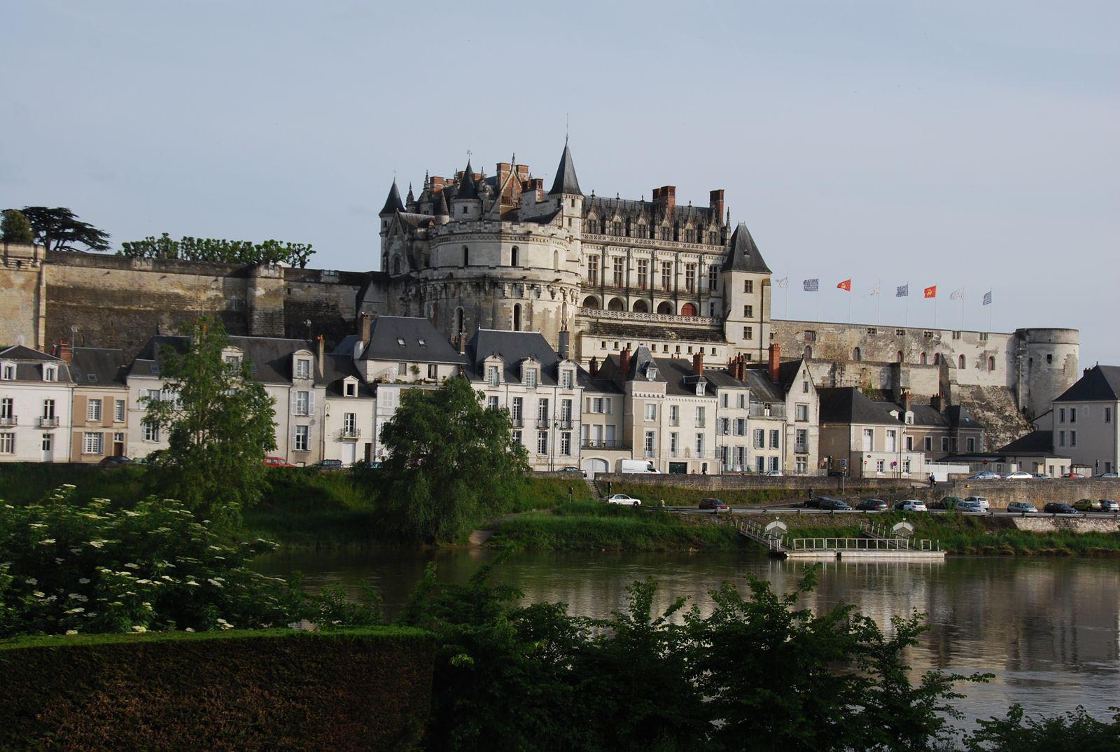 Chateaux de la Loire / 2015 / Il est 08h54, nous sommes le 9 Mars 2021