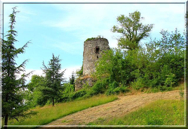 Diaporama château de Pardaillan