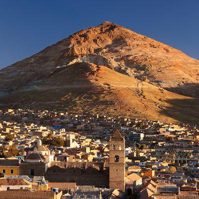 La Bolivie : une marge en voie d'intégration à la mondialisation.