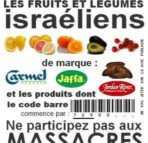 Boycott des produits de l'occupant israélien - Carrefour débouté mais Sakina condamnée