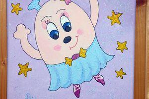 bidouce danseuse étoile