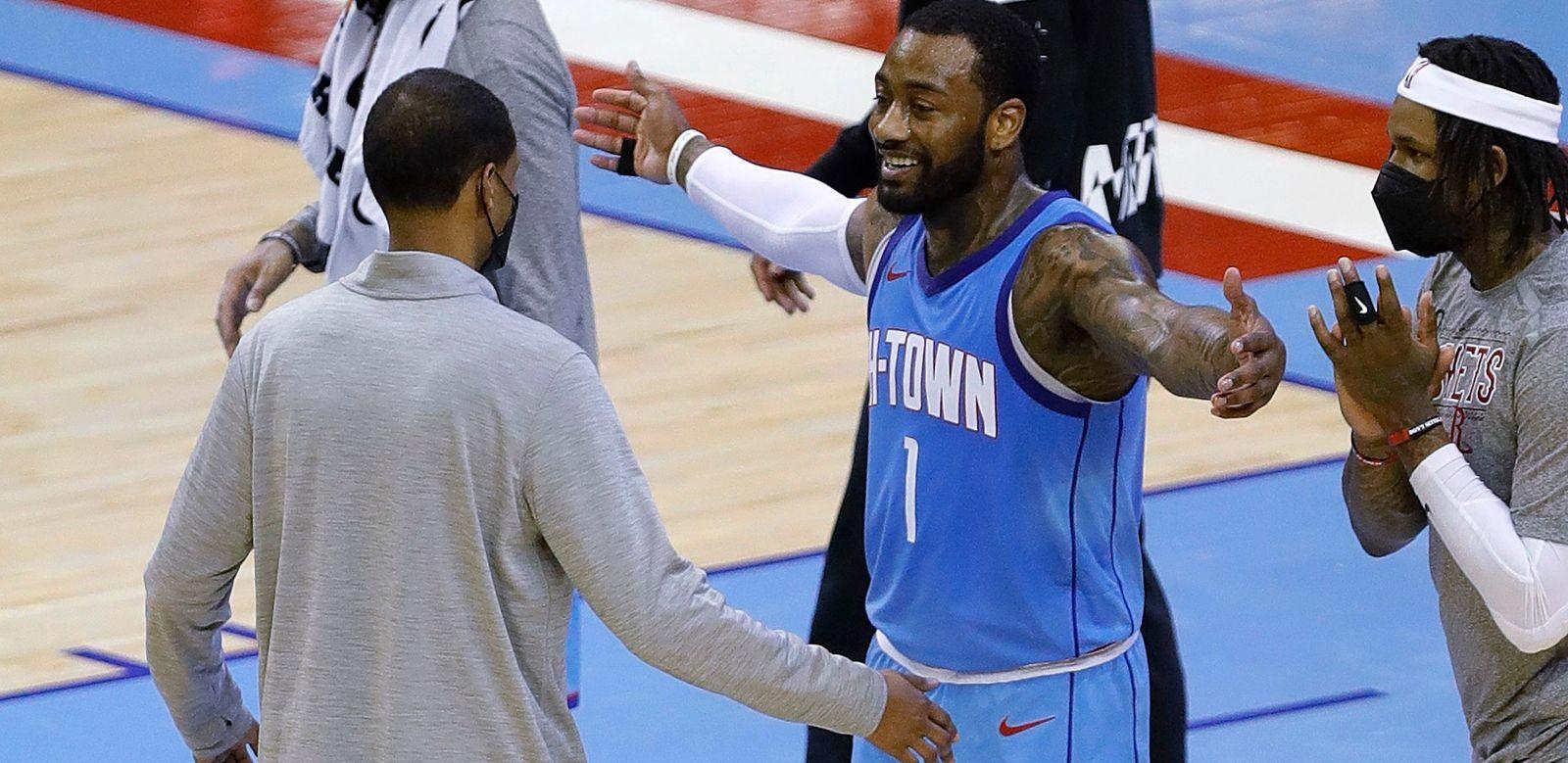 Les Rockets renouent enfin avec la victoire en battant les Raptors