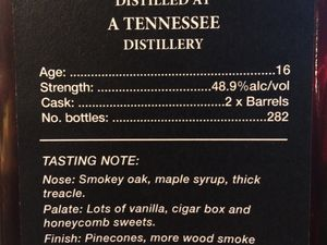 A Tennessee Distillery by Cadenhead