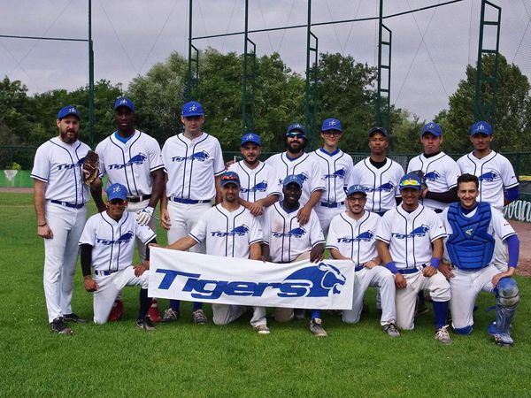 D2 - Tigers de Thiais vs Blue Jays de St Aubin